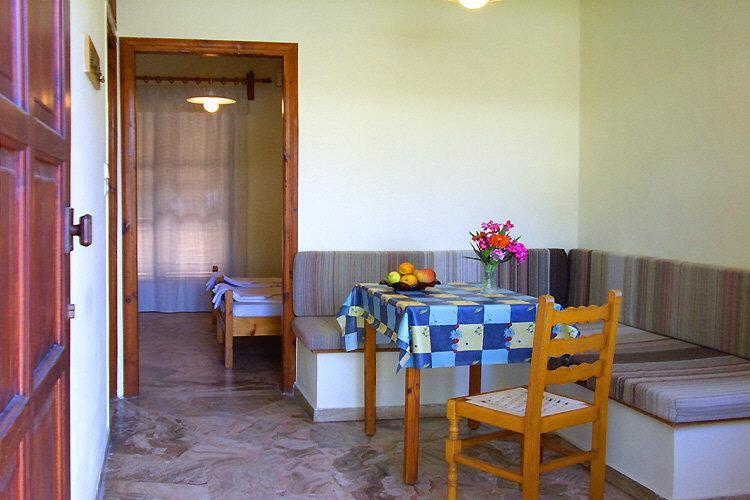 Sitting room entrance
