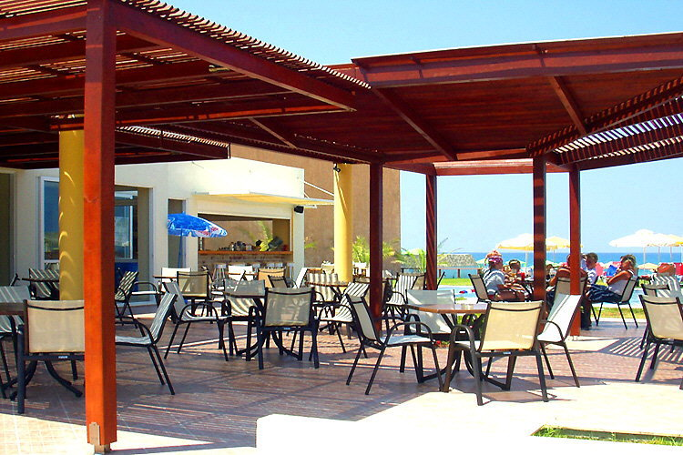 Vista Pool-Bar: Pergola